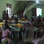 Fødselsdag blev fejret på børnehjemmet