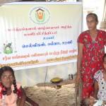 Donation til en families levebrød