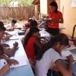 Uddannelseshjælp til skolebørn – samarbejde med Århus Tamilsk Skole