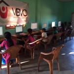 "VBVOs ""Computer Training Center"" i Mankulam"