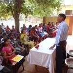 Tamilske organisationer og firmaer støtter udsatte børns uddannelse