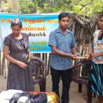 VBVO hjælper 12 fattige familier ud af fattigdom i Pallai – Killinochchi