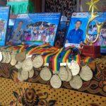 Æresfest for 44 elever på ILANTHALIR i Oddusuddan